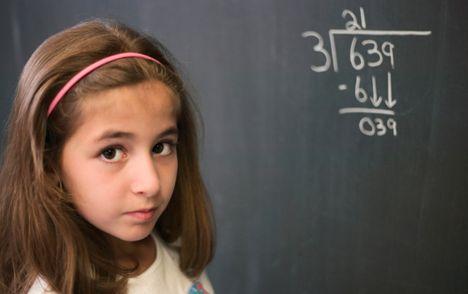 Szko�a zabija zdolno�ci matematyczne?
