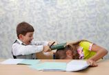 Nerwica szkolna - groźna uczniowska choroba