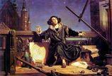 Uczniowie poznają prawdę o Koperniku
