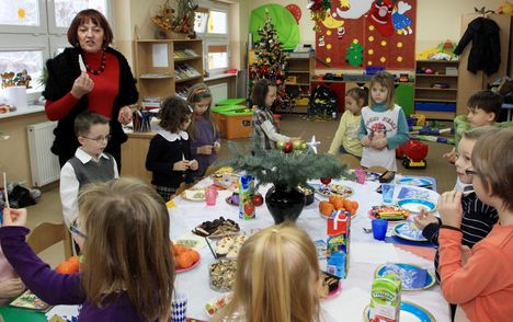 Wigilia klasowa to nie tylko prezenty