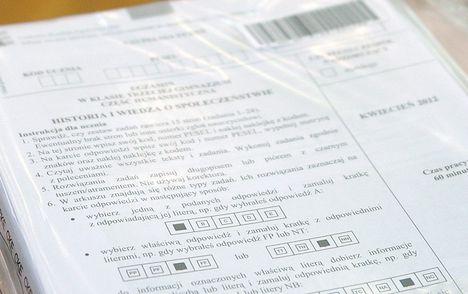 Egzamin gimnazjalny 2012 w raporcie CKE