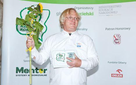 Lech Mankiewicz - Przyjaciel Szkoły 2013